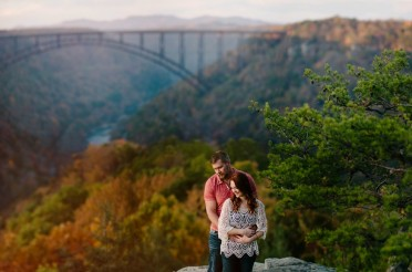 New River Gorge WV Engagement