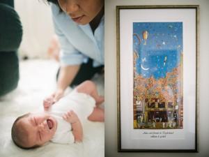 charleston wv newborn photo