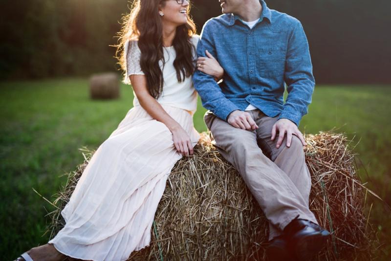 Ellie, Brad, & Romance in Huntington