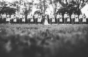 photo at a huntington wv wedding