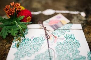 wedding photography invitation suite