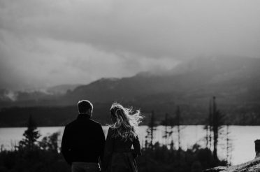 Columbia River Gorge Engagement Photographer