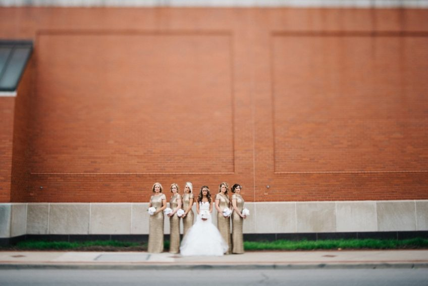 Glamorous Clay Center Wedding