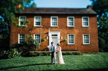Antique Estate Wedding