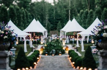 WV Wedding at the Lionheart Chateau