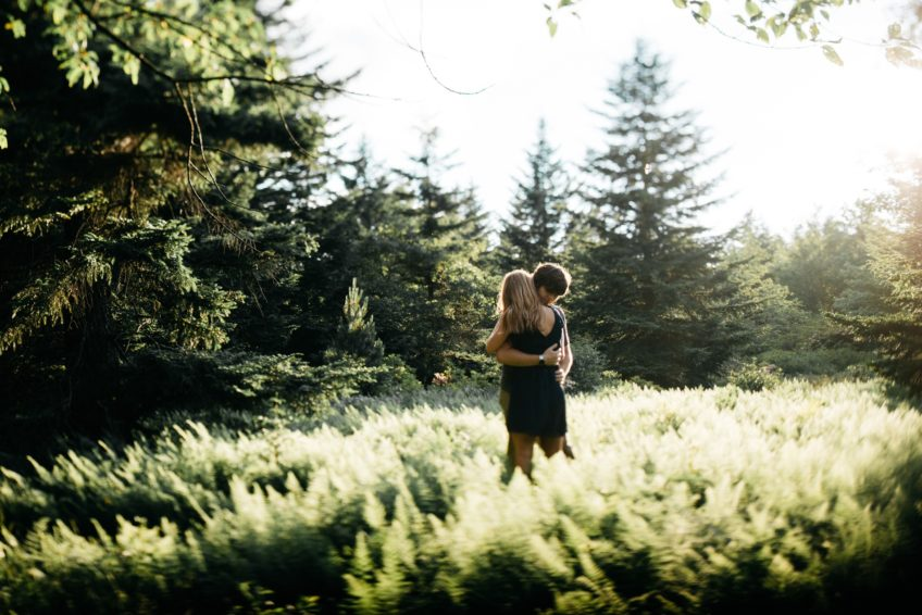 Engagement Session at Dolly Sods