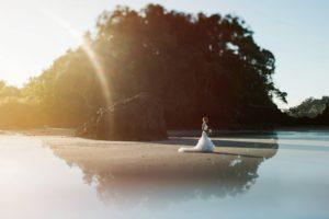 destination wedding photo in costa rica