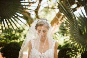 hotel la mariposa wedding bridal photo