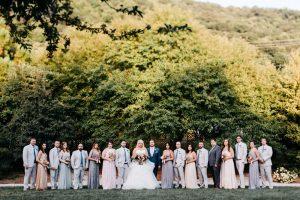 wedding at j.q. Dickinson salt works