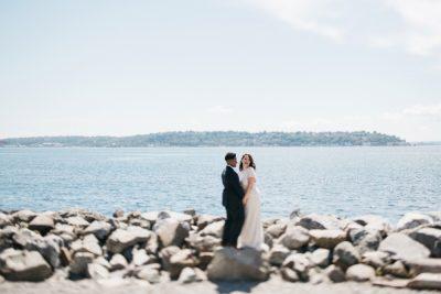 seattle lgbtq wedding photo