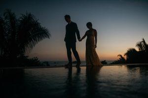 weddings at casa fantastica in costa rica