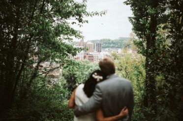 Intimate Wedding in Charleston, WV