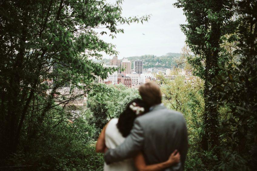 Intimate Wedding in Charleston, WV