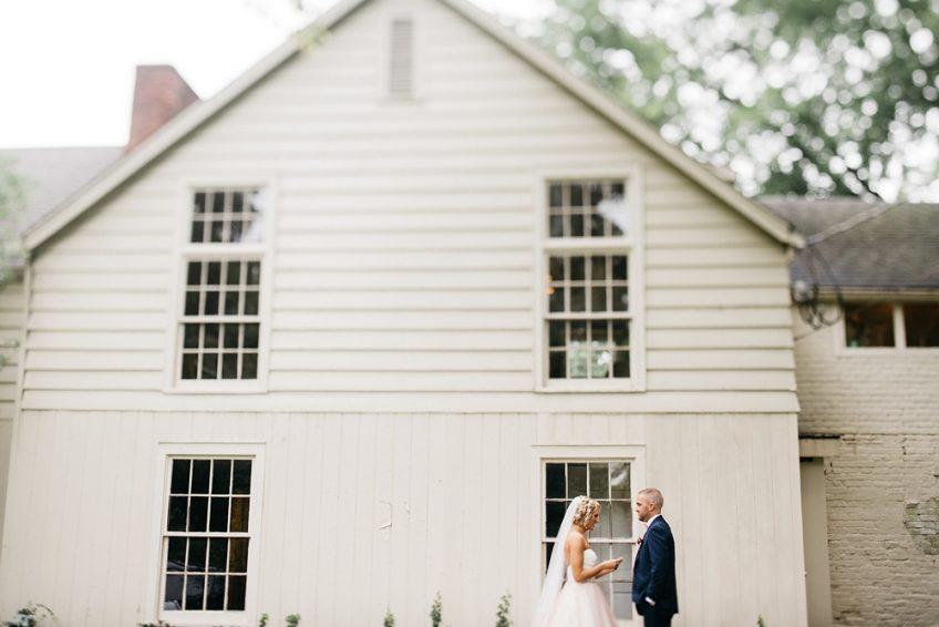 Romantic Louisville, KY Wedding