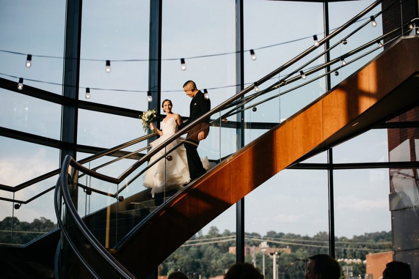 A Charleston, WV Wedding at the Clay Center