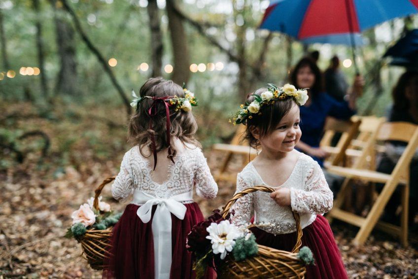 Autumn Wedding in West Virginia